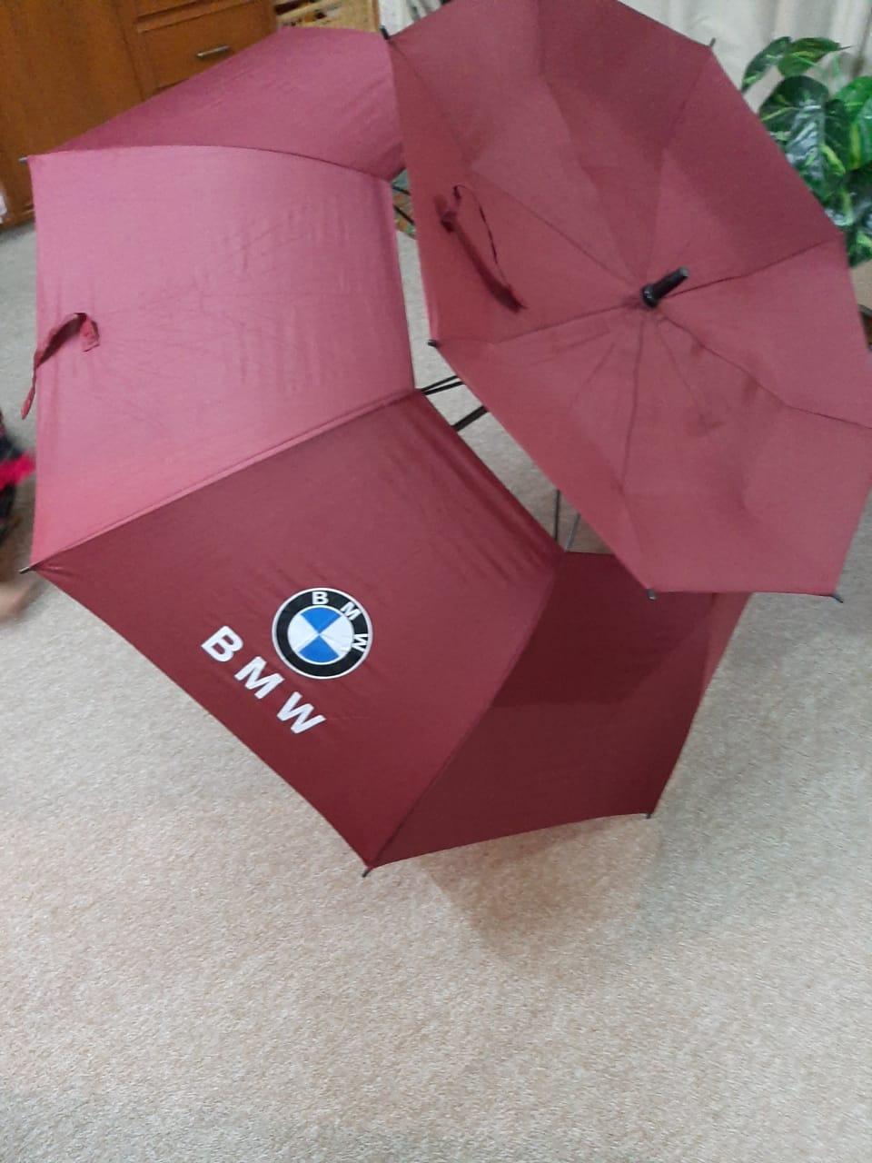 BRAND NEW UMBRELLAS – BMW