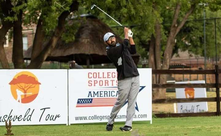"Get to know Muhammad Minhaj – Founder and Head Coach ""Three arms Golf Academy"""