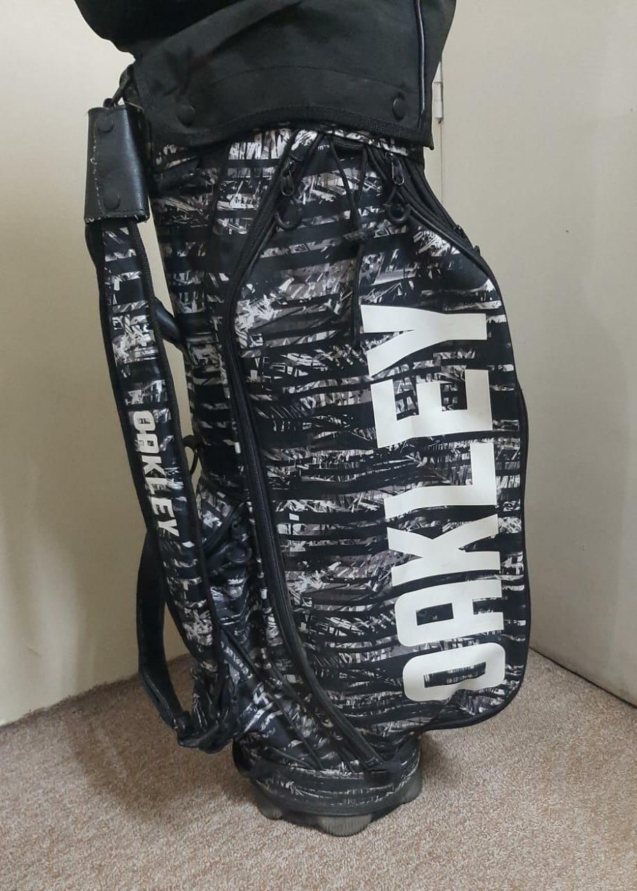 OAKLEY GOLF CART BAG