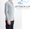 ATTACK LIFE BY GREG NORMAN – LONG-SLEEVE POLOS, BRAND NEW