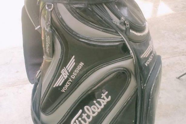 Titleist bag – Vokey design