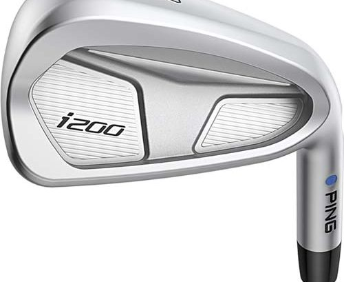 Ping i200 Steel Shaft Irons (SOLD)
