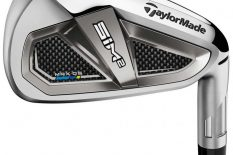 Sim2 max OS irons graphite (4 to pw plus SW, 8 clubs in the set)