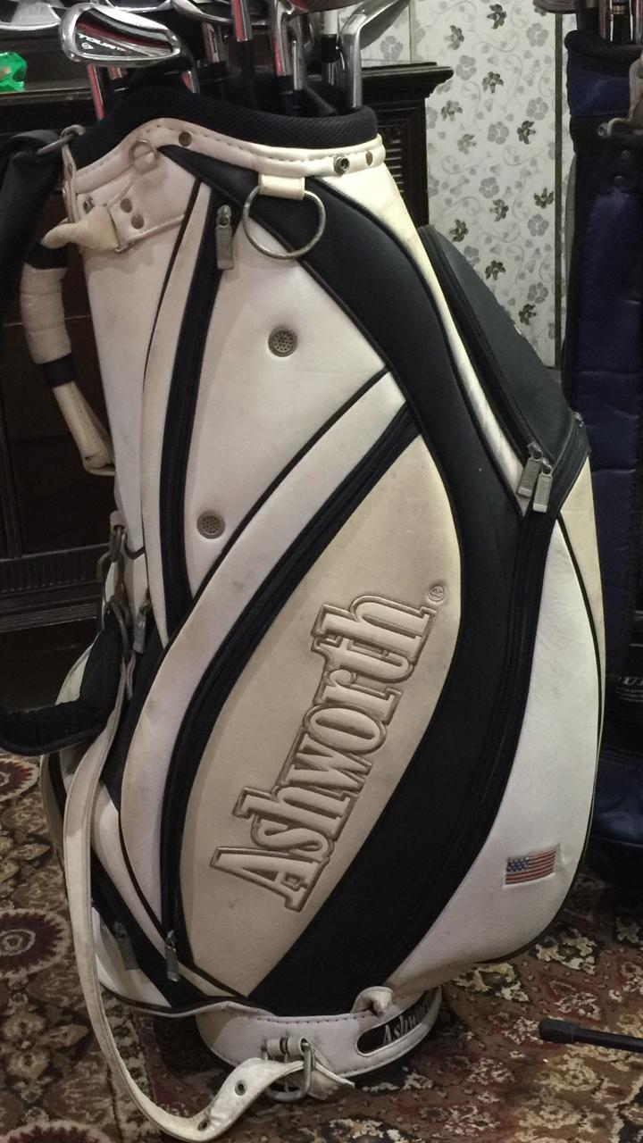 Ashworth Staff Bag (Limited Edition)