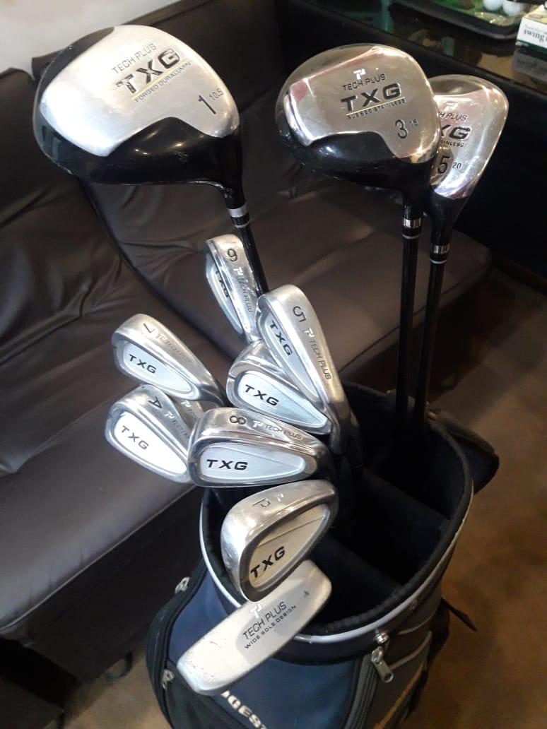 Tech Plus TXG Golf Set