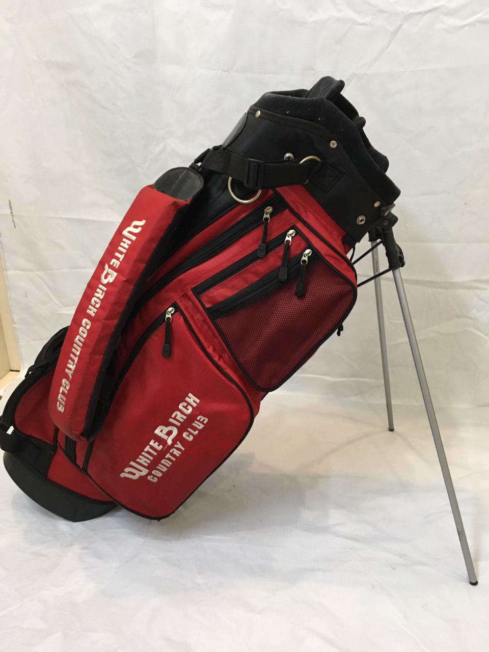 White Birch Country Club Stand Golf Bag