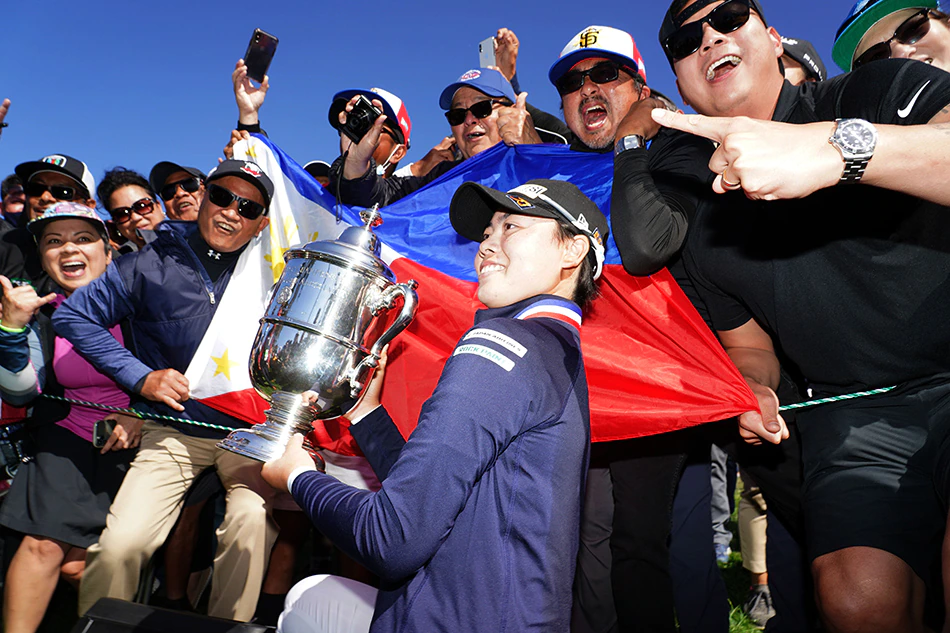 """5 things you need to know about the new U.S. Women's Open champion """"Yuka Saso"""""""