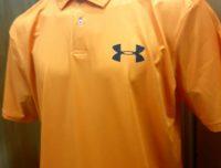 Men's UA Golf shirt