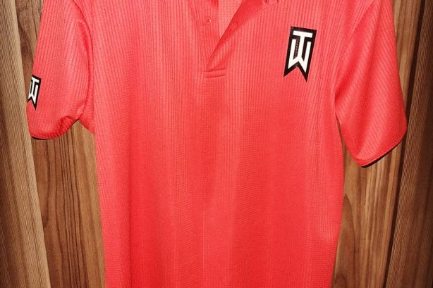 TW – Tiger Woods Golf Shirt
