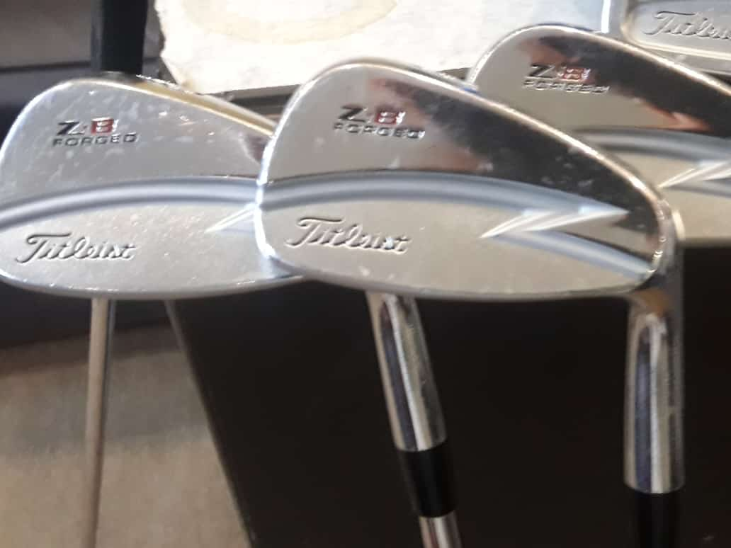 Titleist ZB Forged Irons (4-PW)