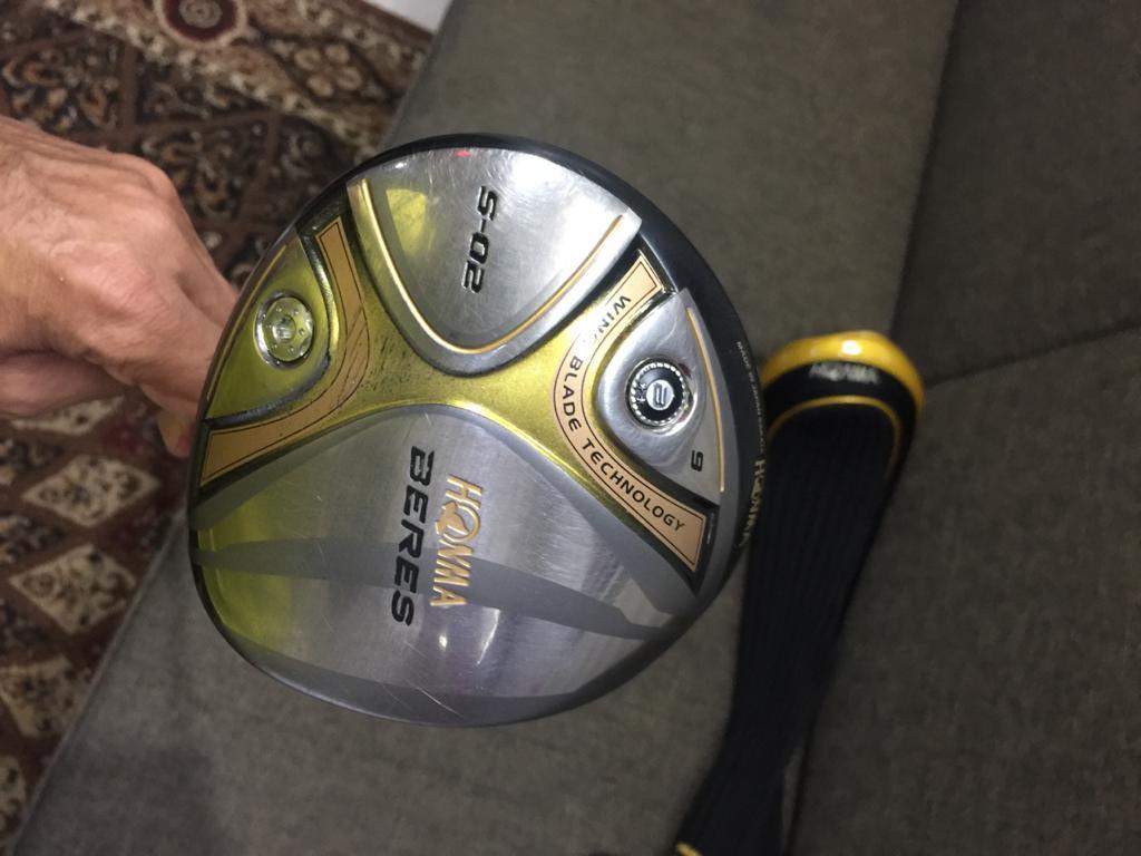 Honma Beres S-02 Golf Driver