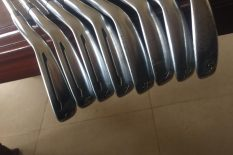 Taylormade PSI Irons KBS Tour C-Taper 105 Shafts