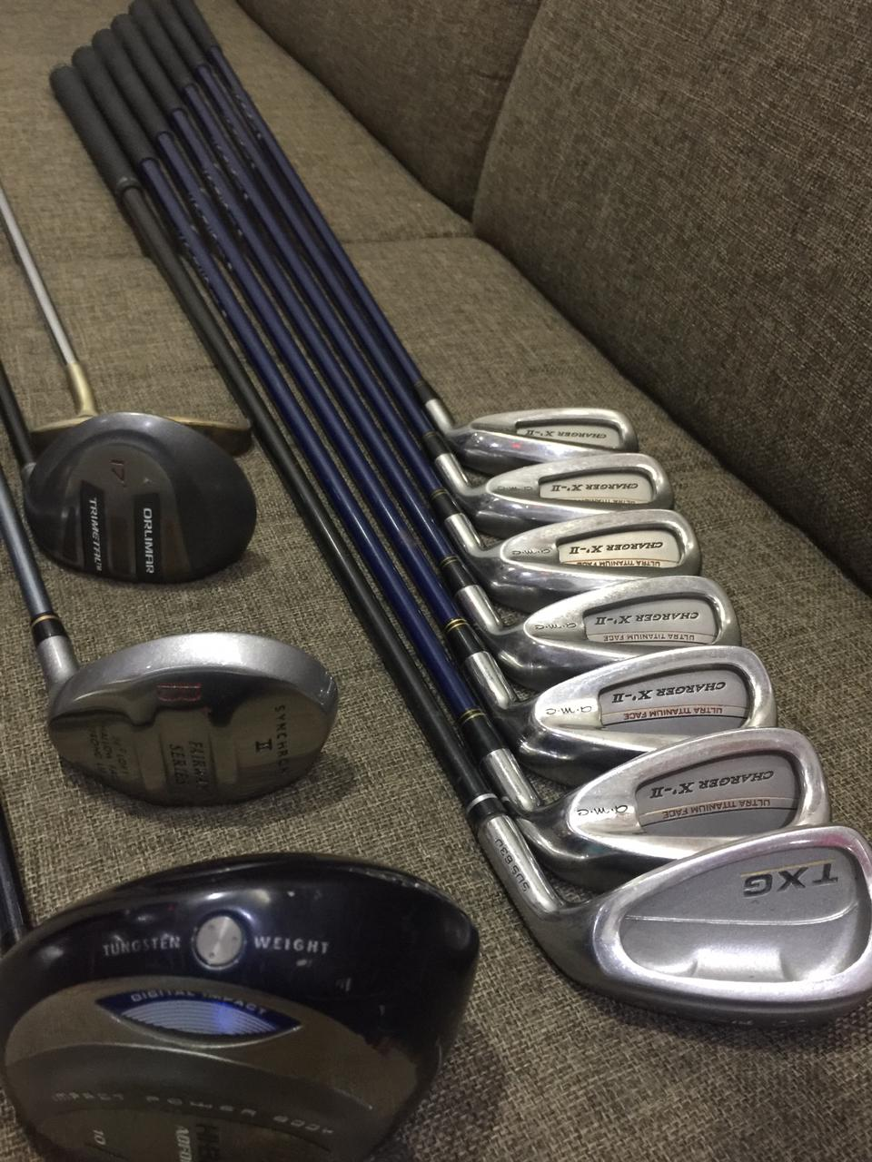 Golf Set with Golf bag for sale