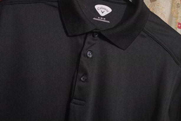 Callaway Golf Shirt – Black