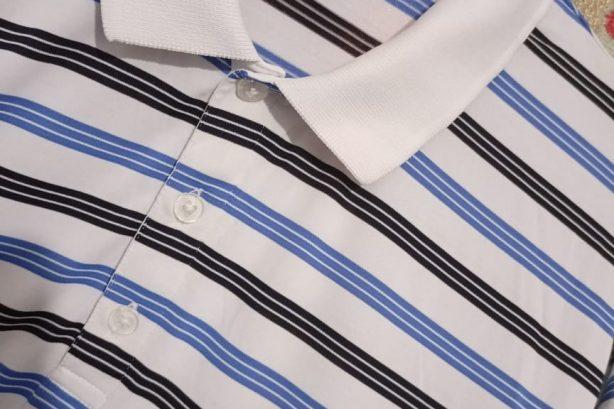 Callaway Stripe Golf Shirt