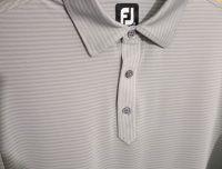Footjoy Golf Shirt – Grey