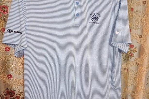 Nike 2017 US OPEN Golf Shirt