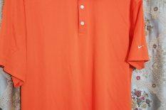 Nike Golf Shirt – Orange
