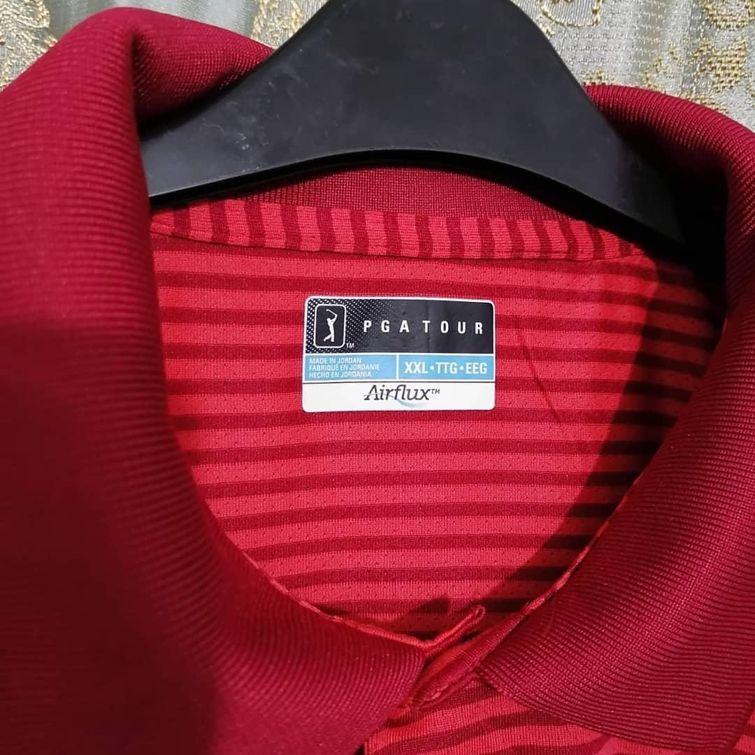 PGA Tour Airflux Golf Shirt