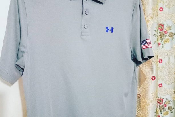 Under Armour  Golf Shirt – USA Edition