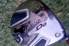 TITLEIST 909D2 DRIVER – 10.5 DEGREES