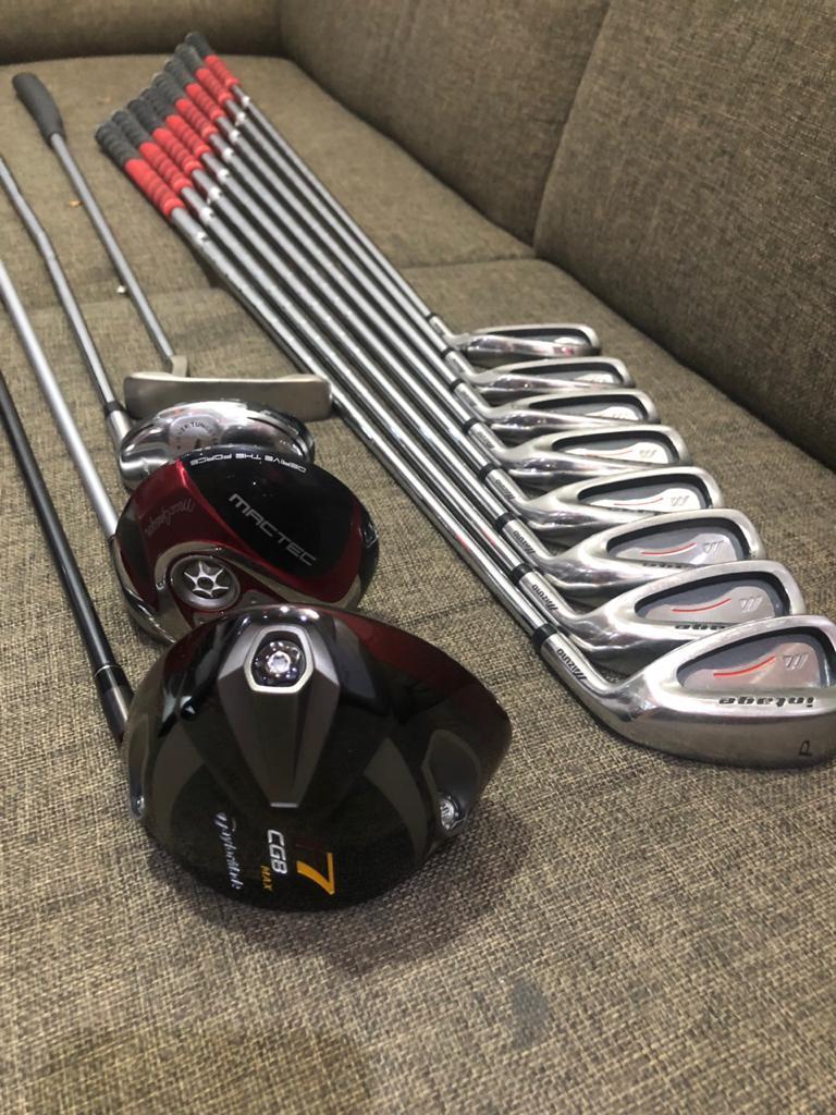 Callaway Driver & iron set (Complete Golf Set)