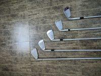 Mixed irons set