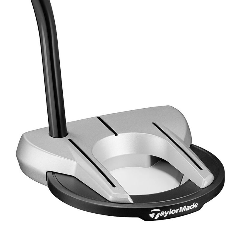TAYLORMADE SPIDER ARC DIAMOND SILVER PUTTER