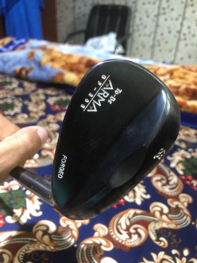 To-Be ARMA 58 Degree WEDGE