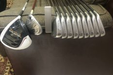 Comeplete Golf Set for Sale with Bag