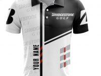 Bridgestone Customized Golf Shirt