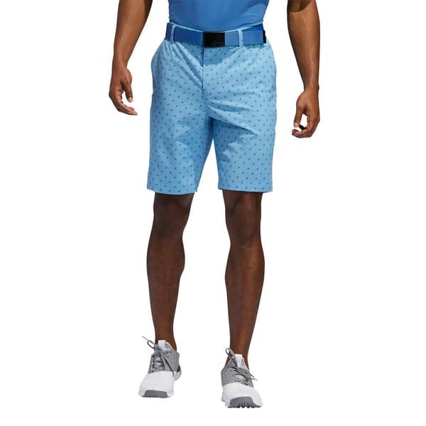 Ultimate 365 Print Shorts Light Blue – SS20