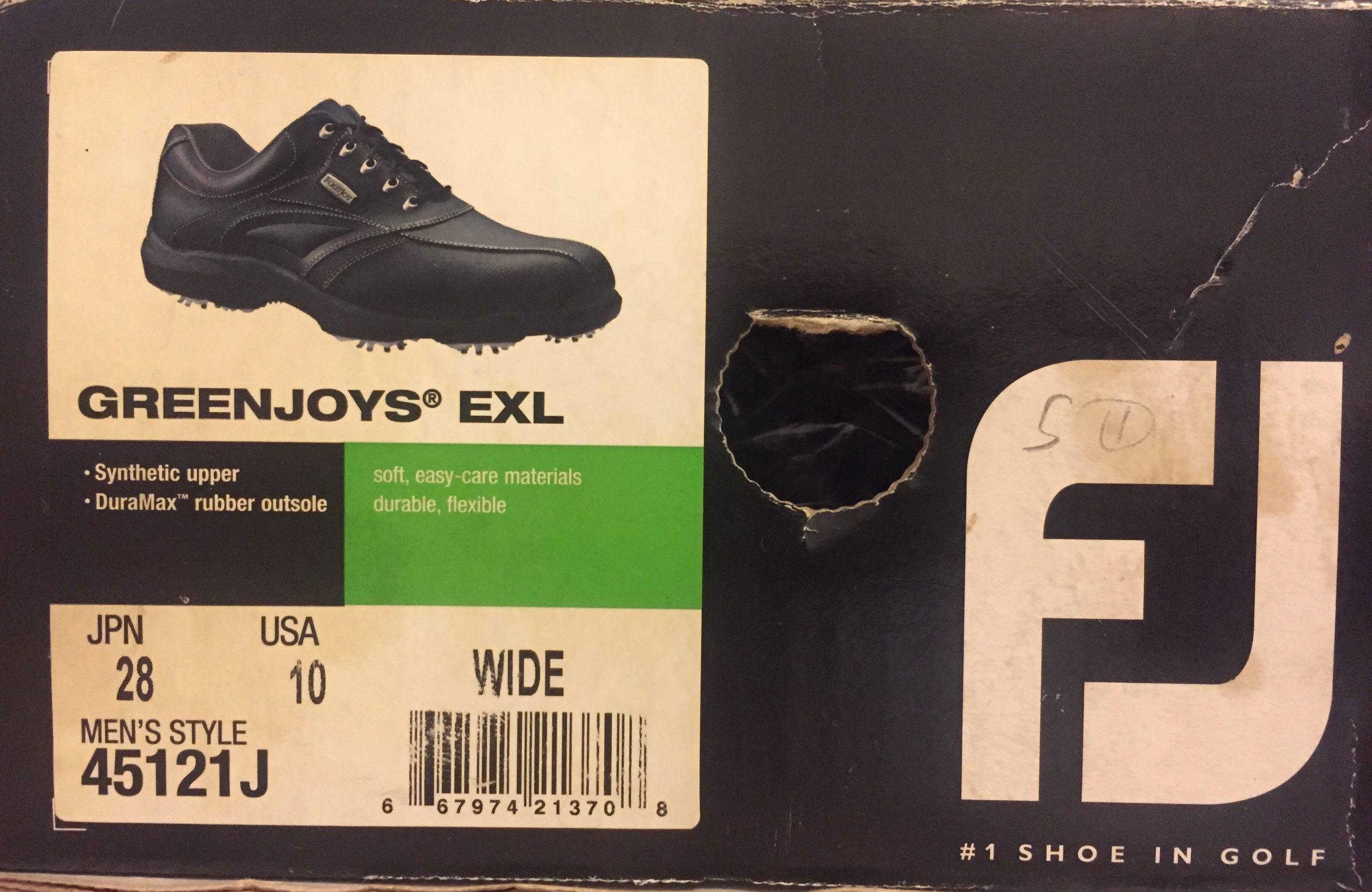 Brand New Men's FootJoy