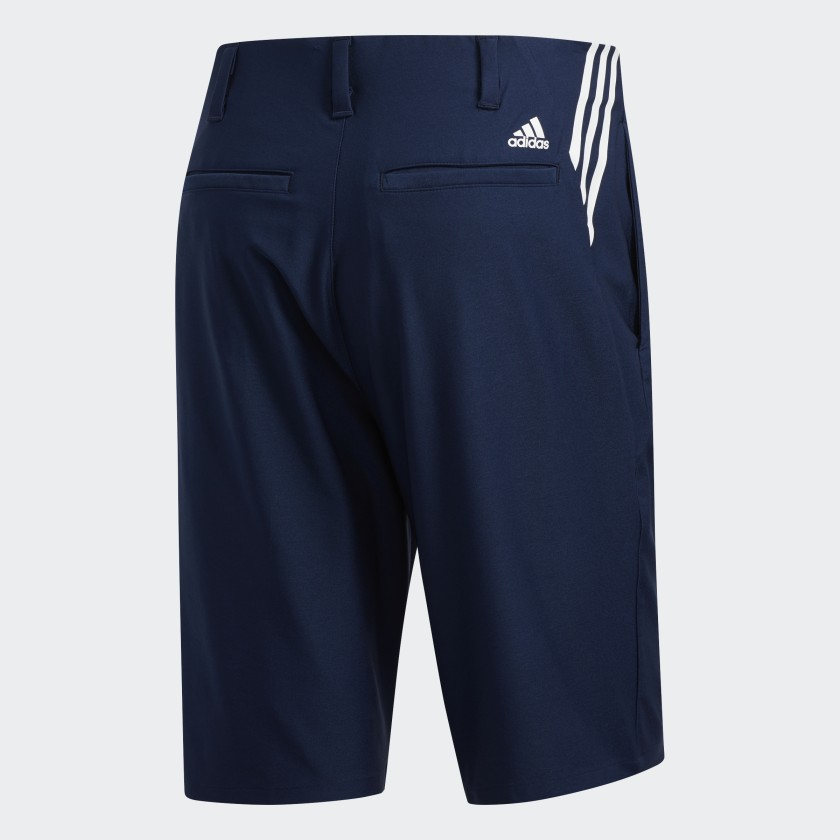Adidas Ultimate 3-Stripes Competition Shorts – Navy
