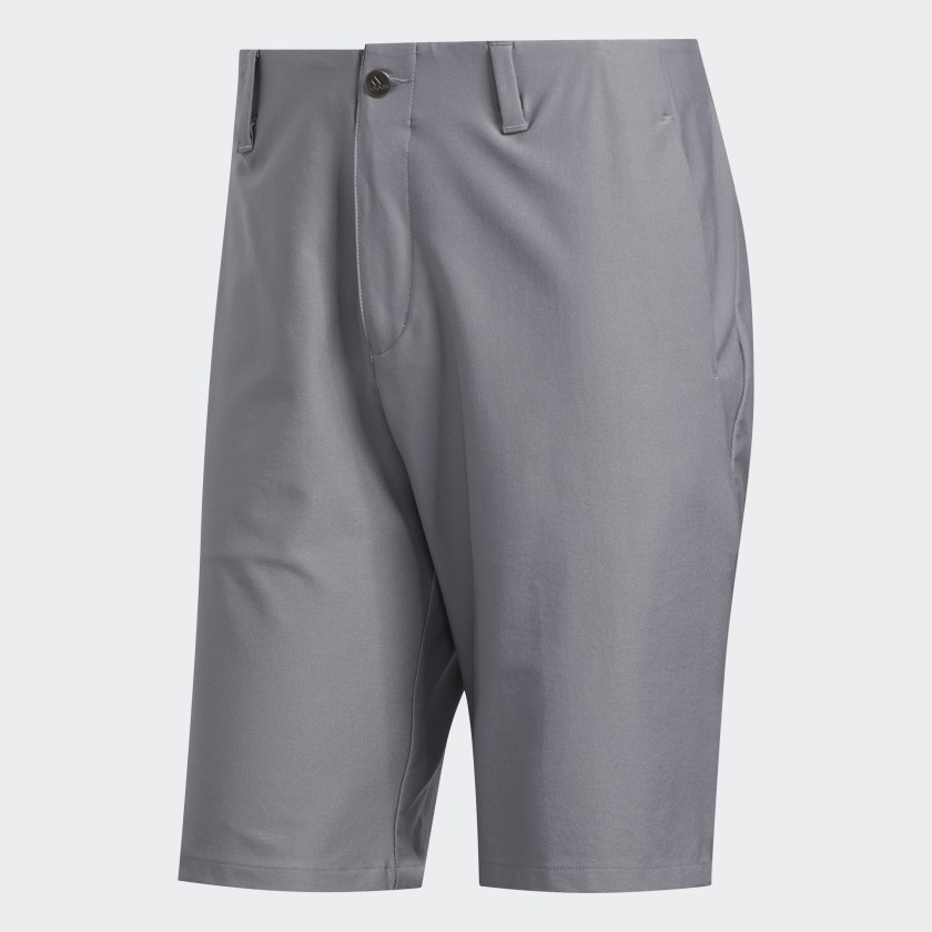Adidas Ultimate 3-Stripes Competition Shorts – Grey Three