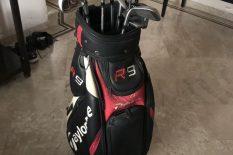 Taylormade Burner set with R9 bag