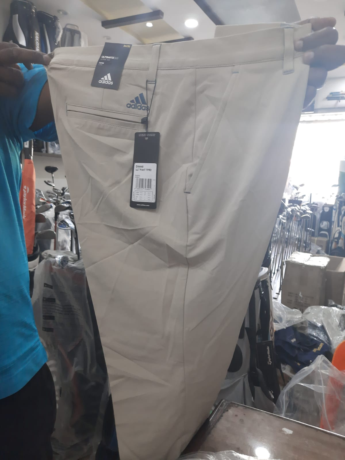 Adidas Ultimate365 Classic Pants