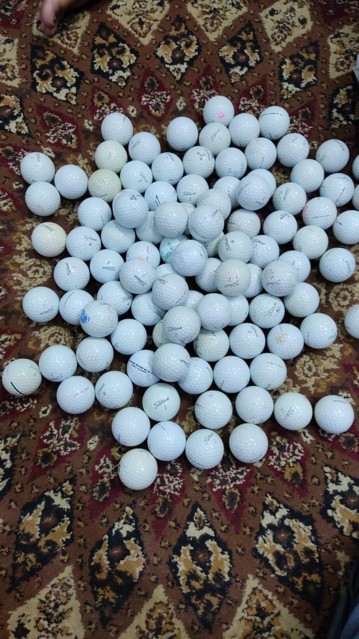 Pro V Golf balls