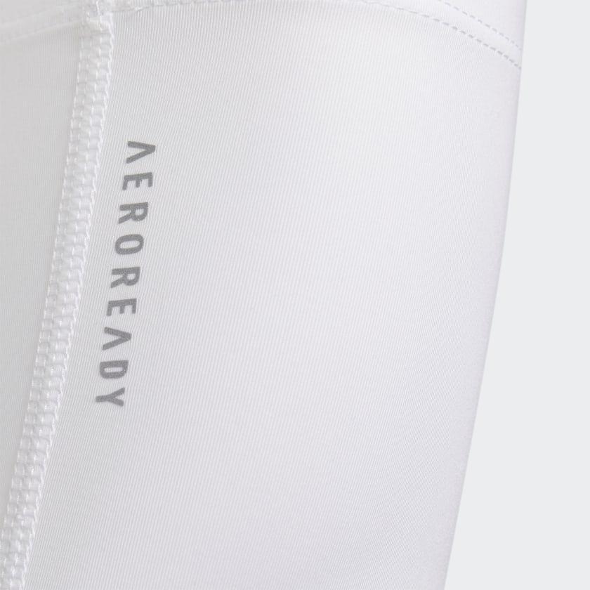 AEROREADY UV ARM SLEEVE – White